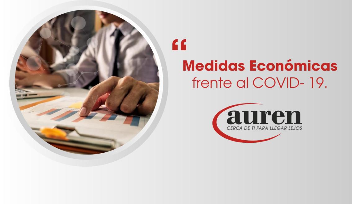 Medidas Económicas Frente Al  COVID- 19.