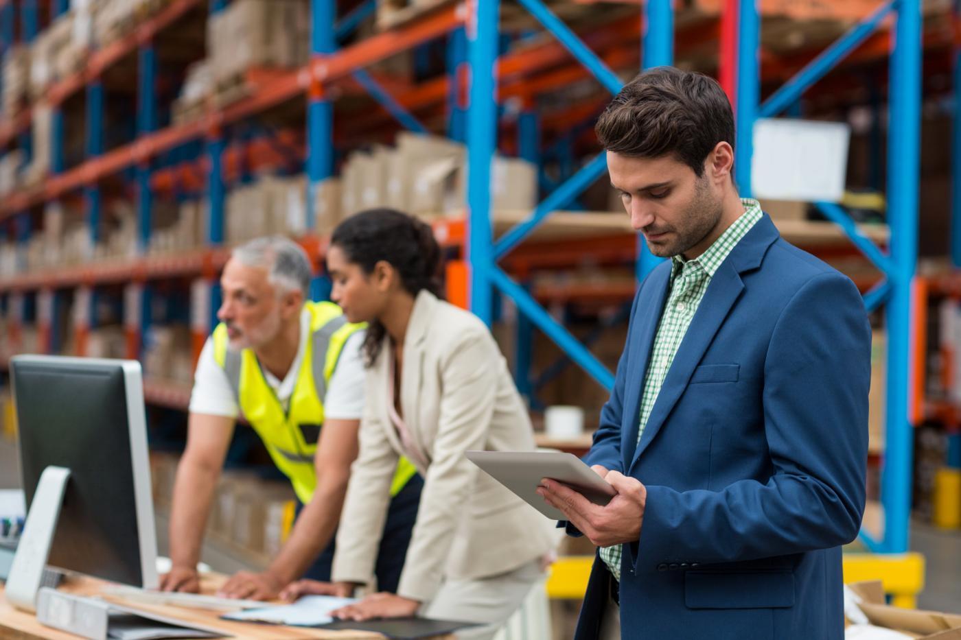 reactivación en el sector manufacturero