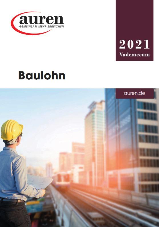 Vademecum 2021 Baulohn