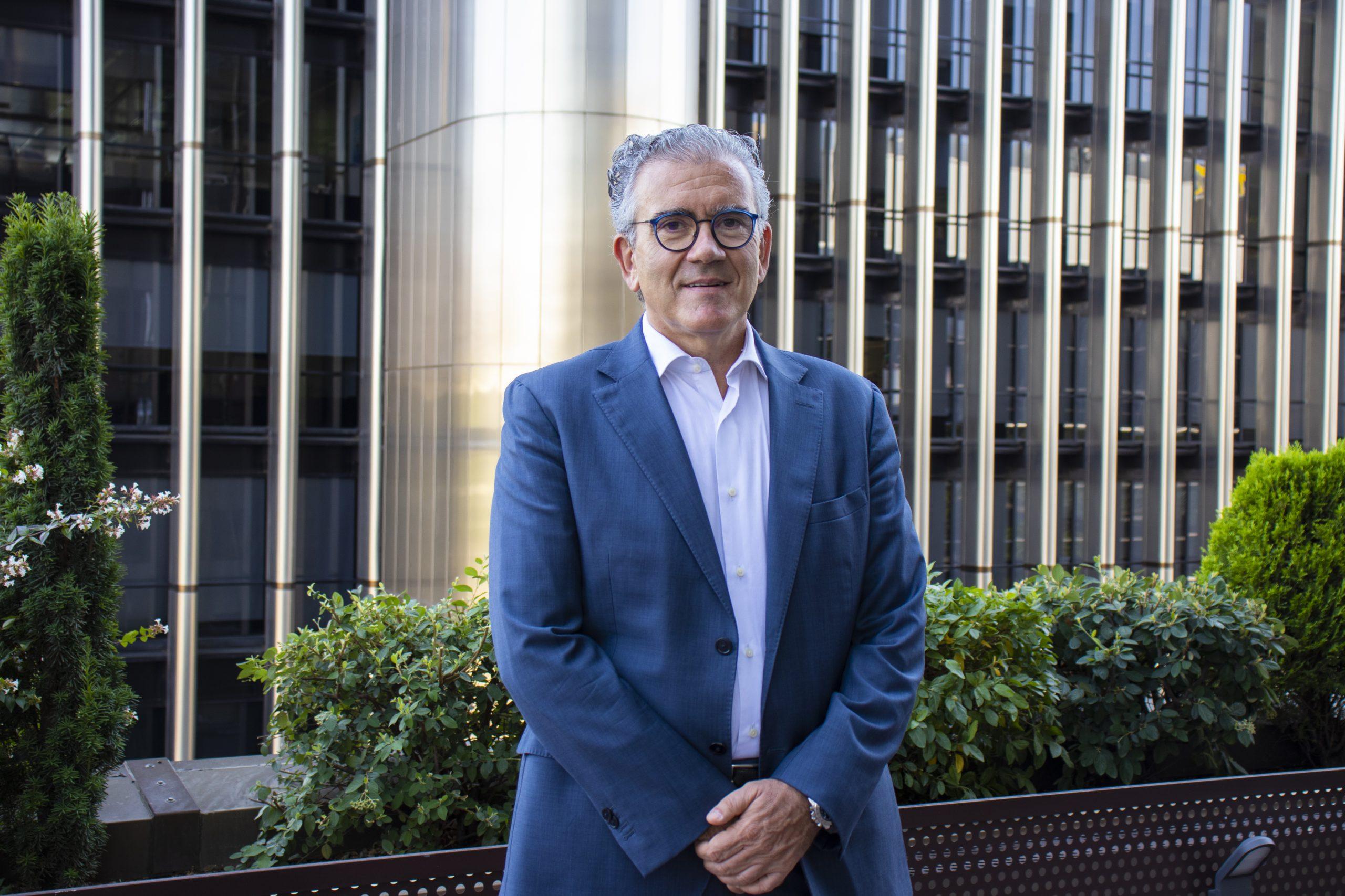 """Juan Carlos Alcaide: """"Las empresas deben hacer un buen age management"""""""