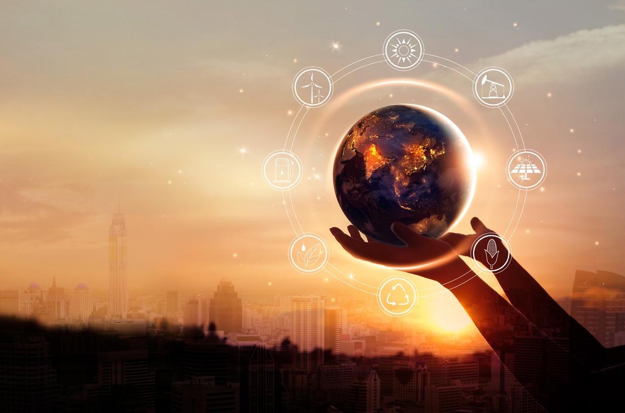 Geschäftliche Zusammenarbeit: Innovation und Technologie