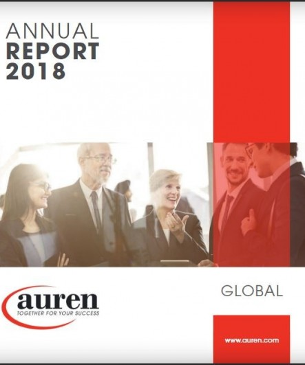 Auren global annual report 2018