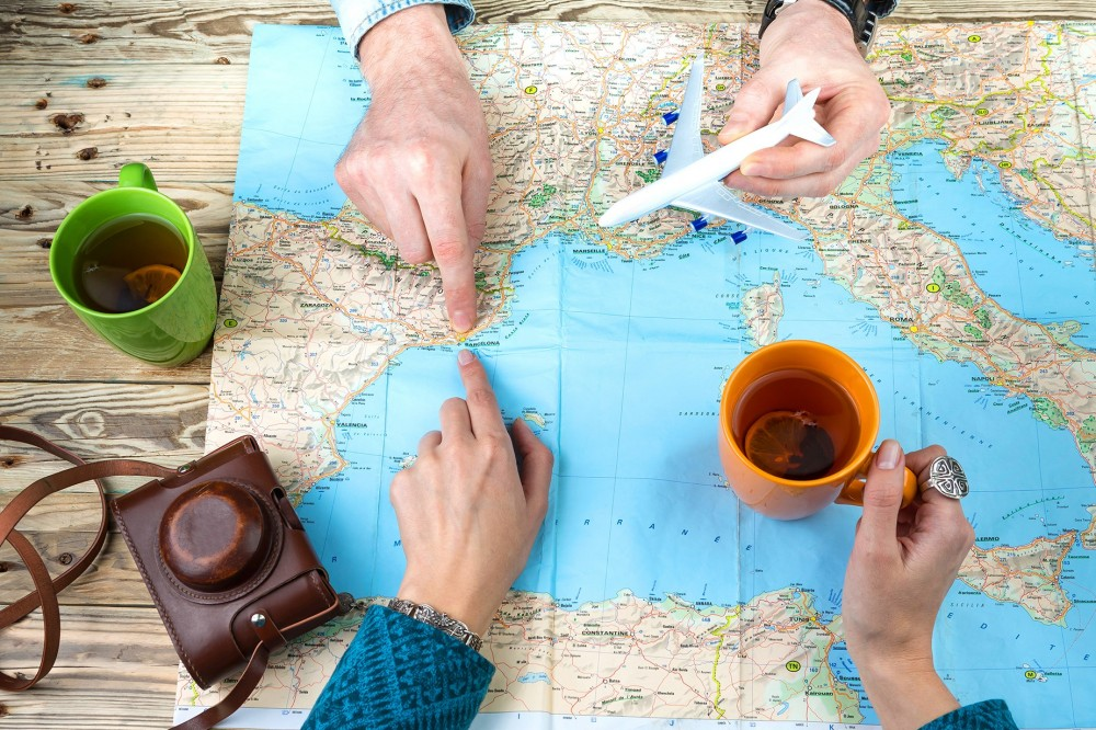 New challenges in the strategy of tourist destinations