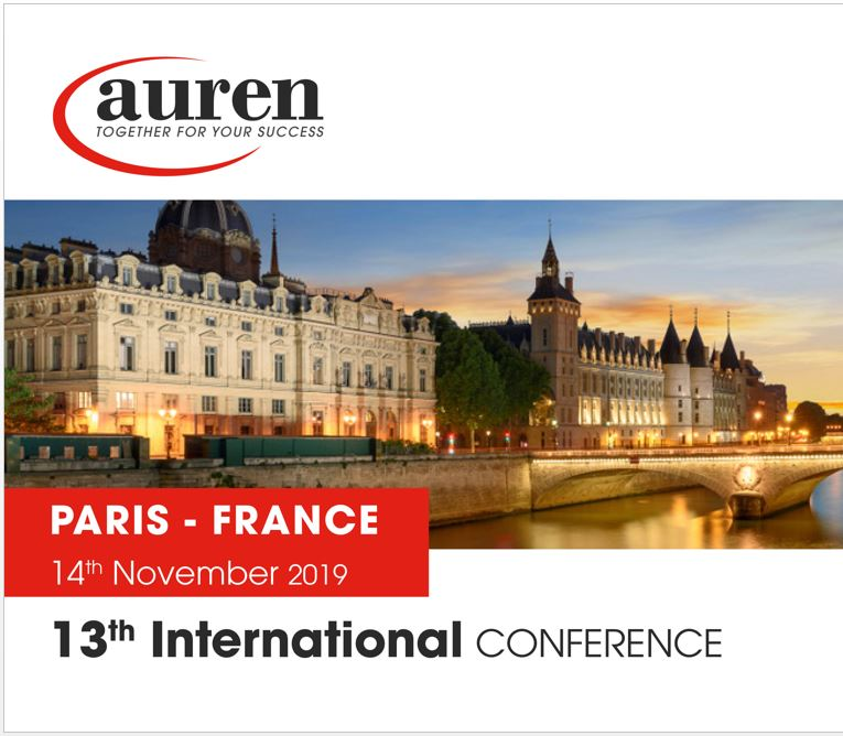 Auren International conference