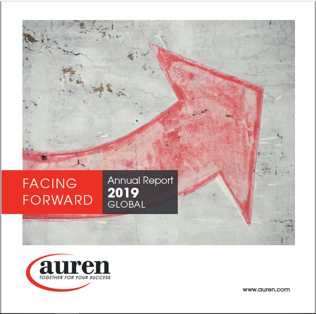Annual report 2019 Auren global