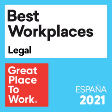 Auren Spain among the best companies to work for in the legal sector by Great Place to Work