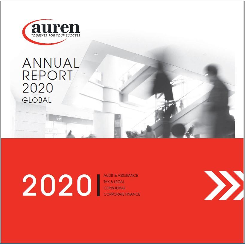 Auren global annual report 2020