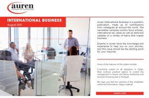 International Business August 2021